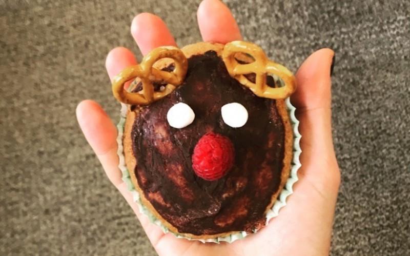 Receta de cupcakes con proteínas