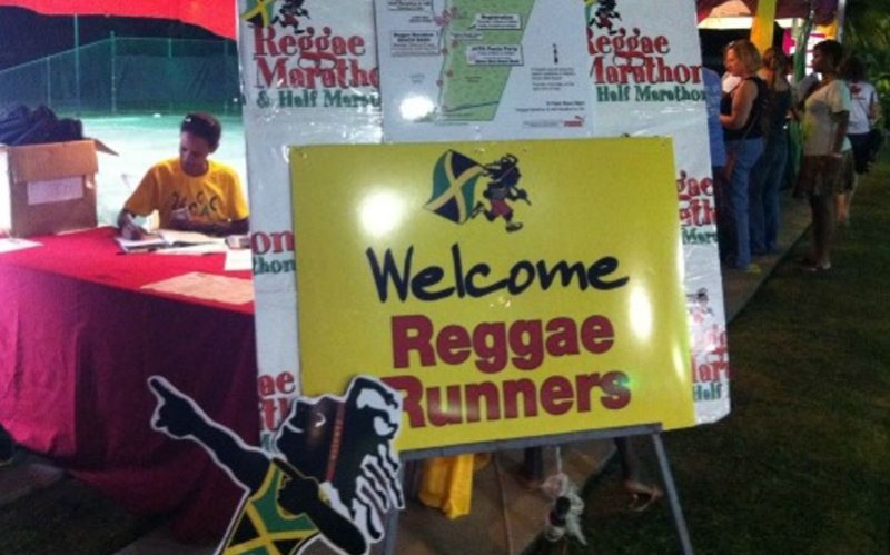 Maratón Reggae (Jamaica)