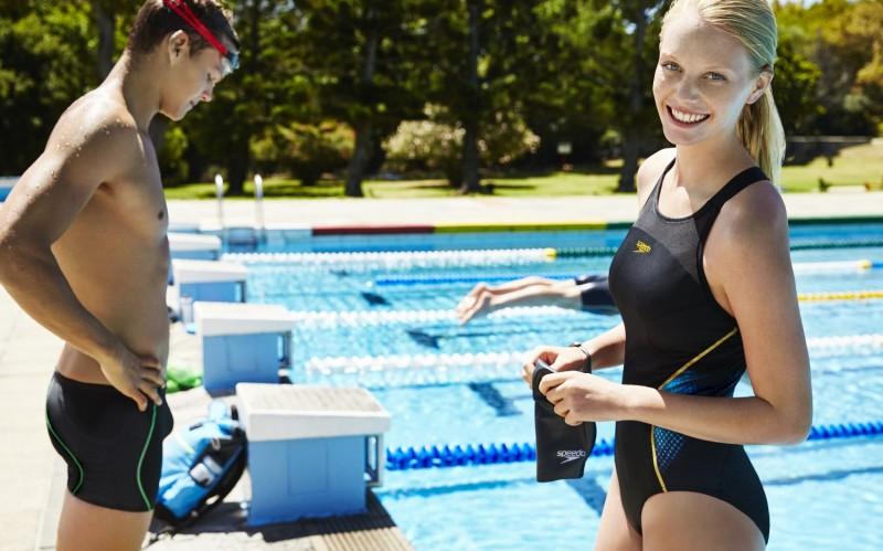484231a235 Mejora tu técnica de natación con los bañadores Speedo Fit