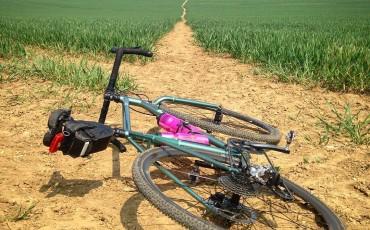 Bicicleta de aventuras Kona Rove, apta para asfalto y gravilla