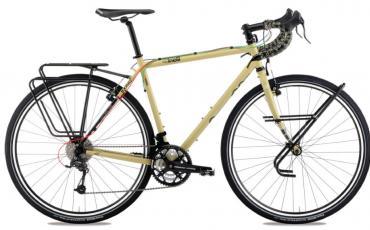 Bicicleta de aventuras