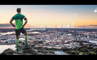 Maratón de la semana: Maratón de Helsinki