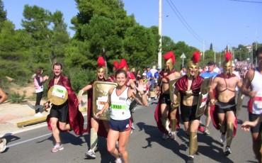 Maratón de la semana - Maratón de Atenas