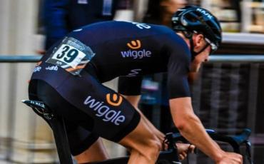Imagen de Andy Shackel, ciclista del Equipo Wiggle