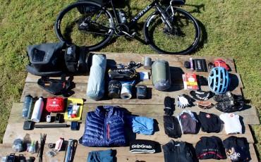 Tour cicloturista por España y Francia: mi lista de material