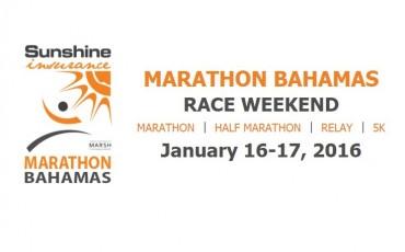 Logo del Maratón de Bahamas