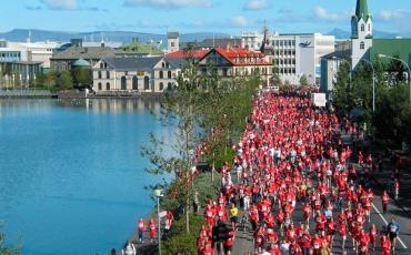 Maratón de la semana - Maratón de Reykjavik