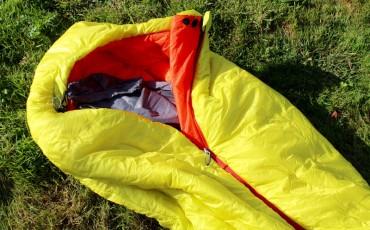 mountain hardwear spark sleeping bag