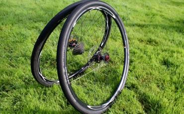 Opinión experta: ruedas Novatec CXD para cubierta y freno de disco