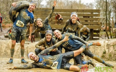 5 razones para atreverse con una carrera de obstáculos en 2016