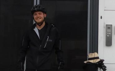 La gran aventura ciclista de Harry - Parte 1