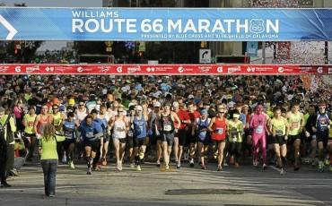 Maratón de la semana - Maratón de la Ruta 66