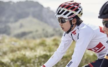 Mayuko Hagiwara, ciclista profesional del equipo femenino Wiggle High5